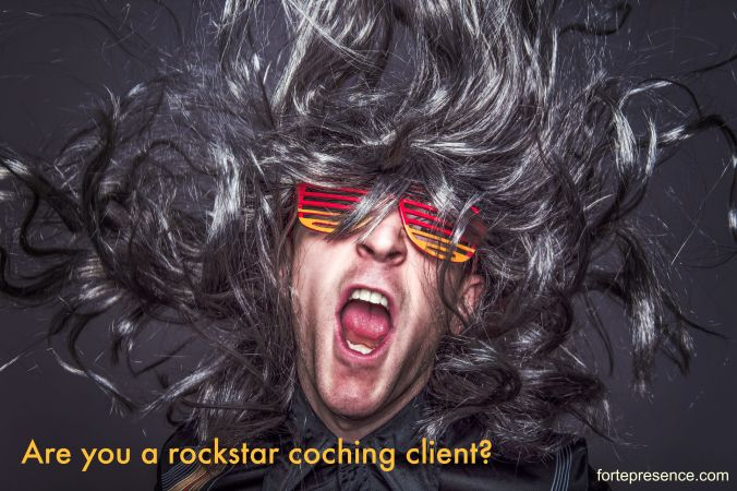 Are you a rockstar coaching client? Who gets the most out of coaching?